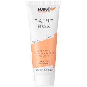Fudge Paintbox Hair Colourant 75ml - Coral Blush