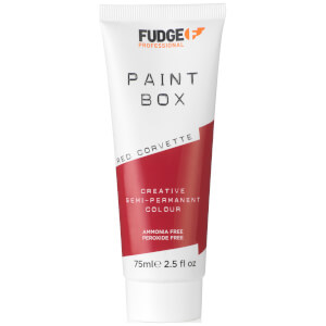 Fudge Paintbox Hair Colourant 75 ml - Red Corvette