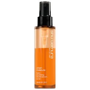 Double sérum hydro-nourrissant Urban Moisture Shu Uemura Art of Hair 100 ml