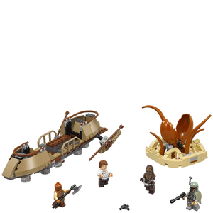 LEGO Star Wars Dessert Skiff (75174): Image 2