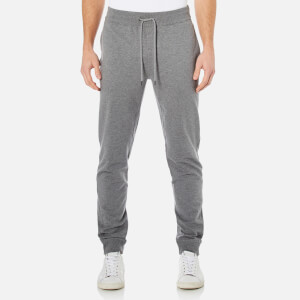 Michael Kors Men's Stretch Fleece Cuffed Joggers - Ash Melange