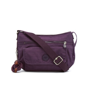 Kipling Women's Syro Small Cross Body Bag - Dazz Purple