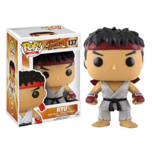 Figura Pop! Vinyl Ryu - Street Fighter