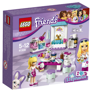 LEGO Friends: Pasteles de amistad de Stephanie (41308)