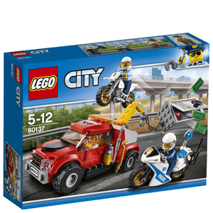 LEGO City: Tow Truck Trouble (60137)