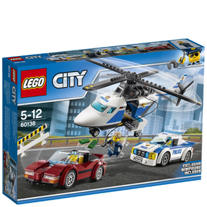 LEGO City: High-Speed Chase (60138)