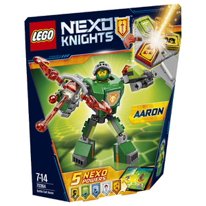 LEGO Nexo Knights: Battle Suit Aaron (70364): Image 1