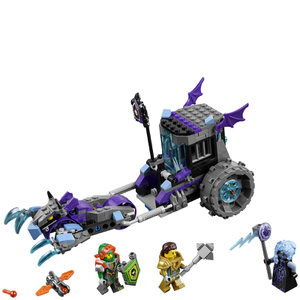 LEGO Nexo Knights: Ruina's Lock & Roller (70349): Image 2