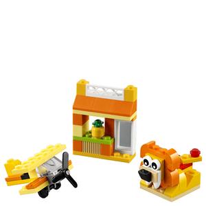 LEGO Classic: Orange Creativity Box (10709): Image 2