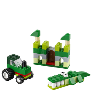 LEGO Classic: Green Creativity Box (10708): Image 2