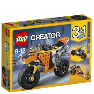 LEGO Creator: La moto orange (31059)