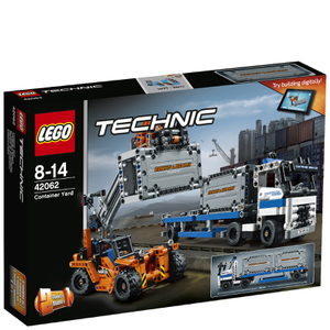 LEGO Technic: Container Yard (42062): Image 1