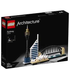 LEGO Architecture: Sídney (21032)