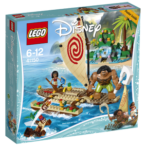 LEGO Disney Princess: Moana's Ocean Voyage (41150): Image 1