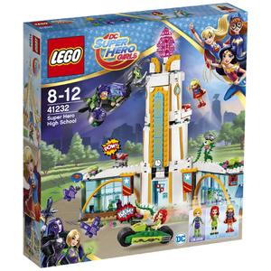 LEGO DC Super Hero Girls: L'école des Super Héros (41232)