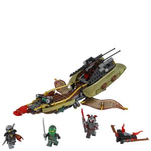 LEGO Ninjago: Destiny's Shadow (70623): Image 2