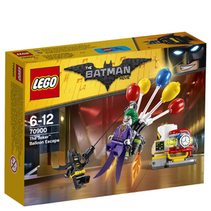 LEGO Batman Movie: Jokers Flucht mit den Ballons (70900)