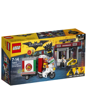 LEGO Batman Movie: Scarecrows Speziallieferung (70910)