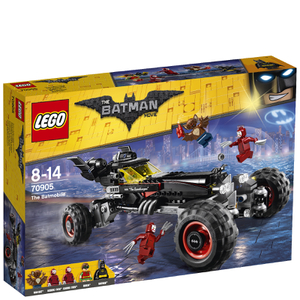 LEGO Batman Movie: De Batmobile (70905)