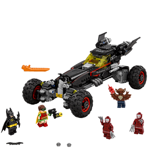 LEGO Batman: The Batmobile (70905): Image 2
