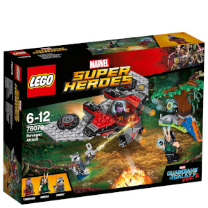 LEGO Marvel Super Heroes: Guardians of the Galaxy L'attaque du ravageur (76079)