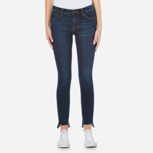 J Brand Women's 811 Mid Rise Skinny Comfort Stretch Skinny Jeans - Mesmeric