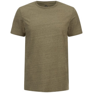 T-Shirt Homme Core Table Jack & Jones - Kaki