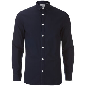 Jack & Jones Men's Core Wheel Long Sleeve Shirt - Sky Captain