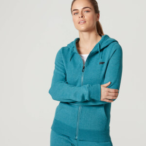Tru-Fit Zip-Up jopica s kapuco