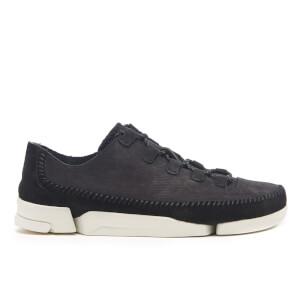 Clarks Originals Men's Trigenic Flex 2 Shoes - Black Leather