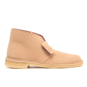 Clarks Originals Men's Desert Boots - Fudge Suede