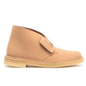 Clarks Originals Women's Desert Boots - Fudge Suede