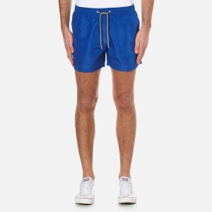 Paul Smith Men's Classic Swim Shorts - Blue