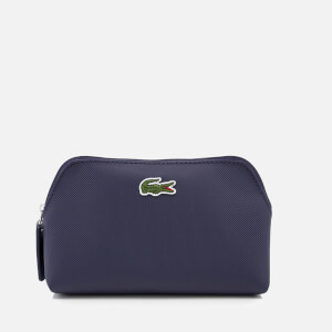 Lacoste Women's Trio Make Up Pouch - Midnight Blue