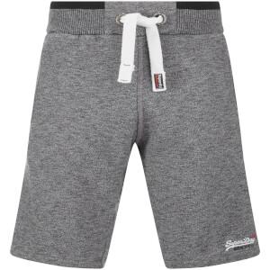 Superdry Men's Orange Label True Grit Shorts - Slate Grey Grit