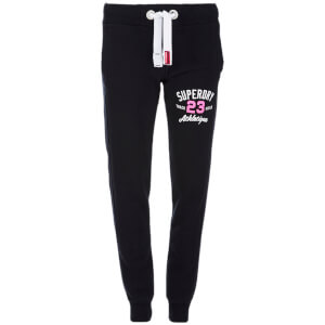 Superdry Women's Trackster Joggers - Eclipse Navy