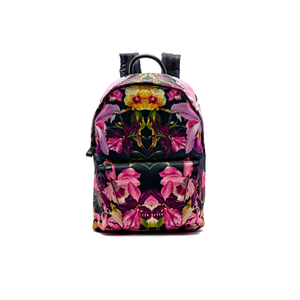 Ted Baker Women's Danney Lost Gardens Nylon Backpack - Black