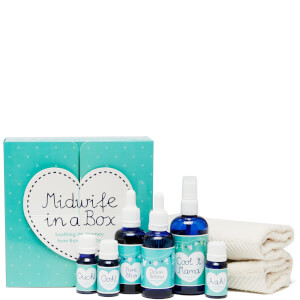 Natural Birthing Company Midwife in a Box Gift Set (Worth £57.96)