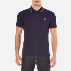 McQ Alexander McQueen Men's McQ Logo Polo Shirt - Midnight Navy