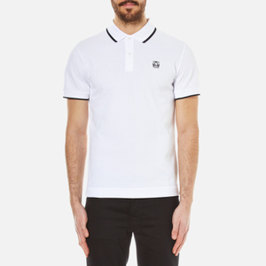 McQ Alexander McQueen Men's McQ Logo Polo Shirt - Optic
