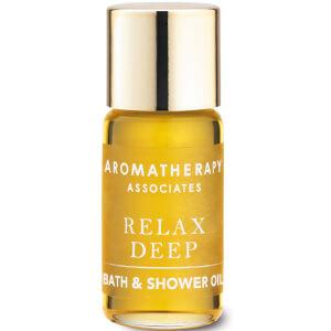Aromatherapy Associates Relax Deep Bath & Shower Oil 3ml