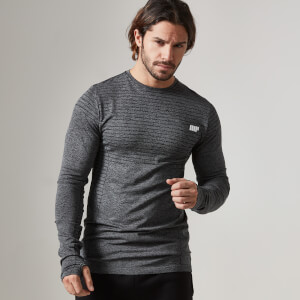 Myprotein Men's Carve Seamless Long Sleeve T-Shirt