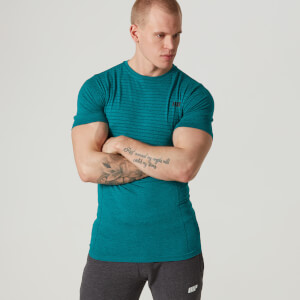 Myprotein Men's Seamless T-Shirt – Teal