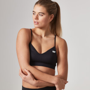 Myprotein Women's Core sports-bh – Sort