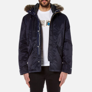 PS by Paul Smith Men's Short Parka Jacket - Navy