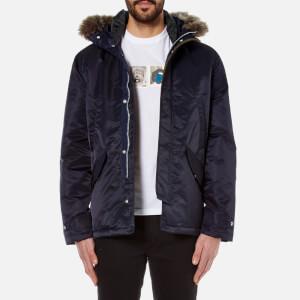 PS by Paul Smith Men's Short Parka Jacket - Navy