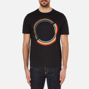 PS by Paul Smith Men's Regular Fit T-Shirt - Black