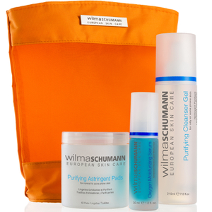 Wilma Schumann Oily/Acne Skin Basic Regimen (Worth $184.21)