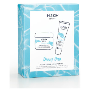 H2O+ Beauty Dewy Duo Oasis Face and Lip Favorites Gift Set