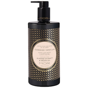 MOR Emporium Classics Candied Vanilla Hand & Body Lotion 500ml